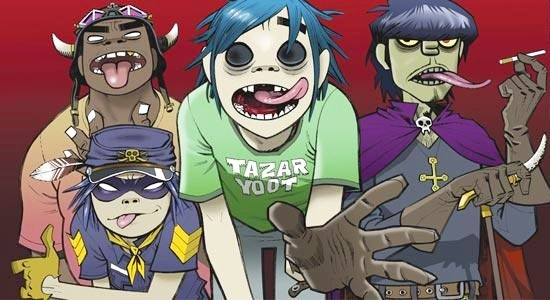 Gorillaz to Give Album for Free as Christmas Present