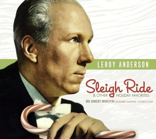 Leroy Anderson's 'Sleigh Ride' Is Most-Played Christmas Song