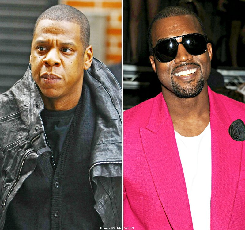 Jay-Z and Kanye West's Joint Album to Come Out in a Week