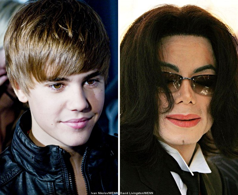 Justin Bieber Aiming for Michael Jackson's Success