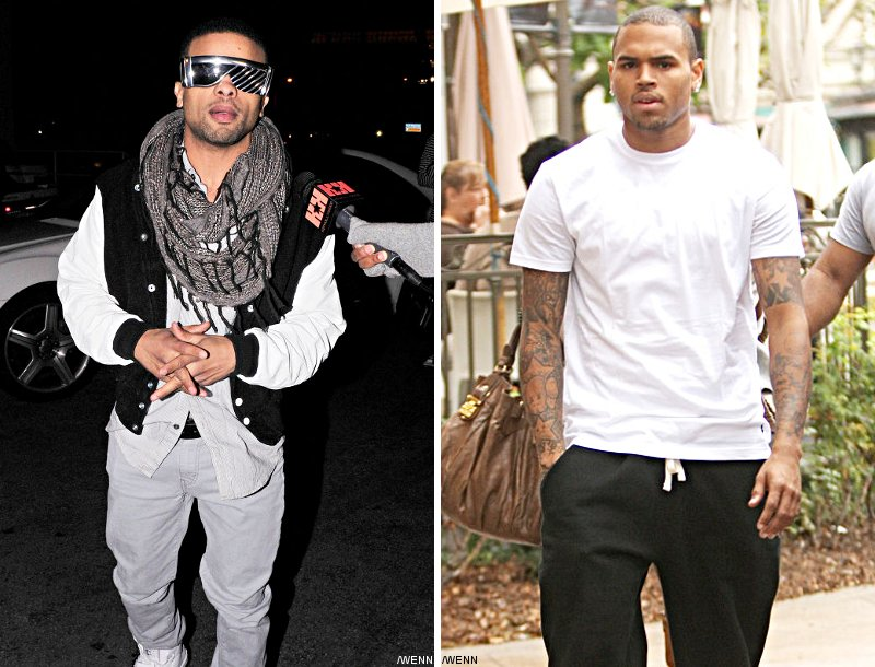 Raz B: I Didn't Send the Controversial Message to Chris Brown