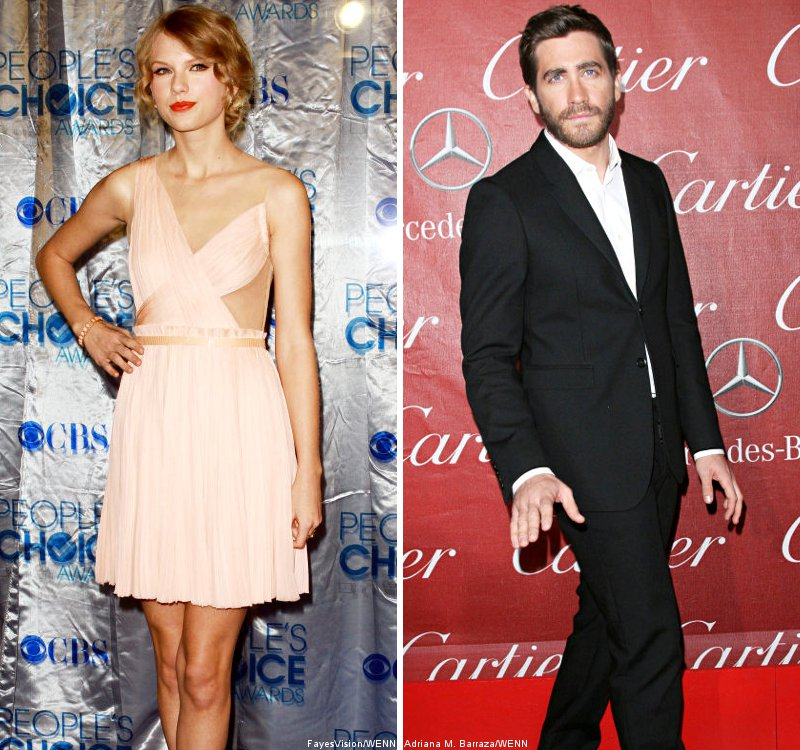 Taylor Swift and Jake Gyllenhaal Reunite in a Dinner for Two