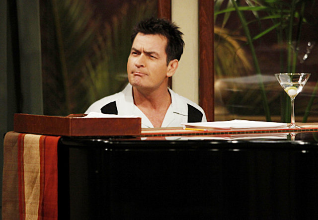 Charlie Sheen Will Be Back to 'Two and a Half Men' in 4 Weeks