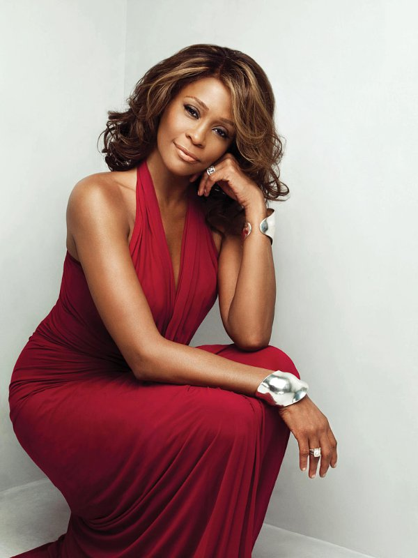 Whitney Houston's 'Never Give Up' Debuts Online