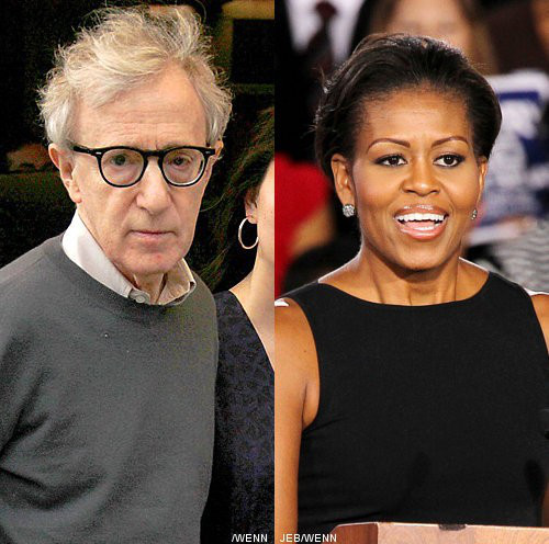 Woody Allen Wants Michelle Obama to Star in His Movie