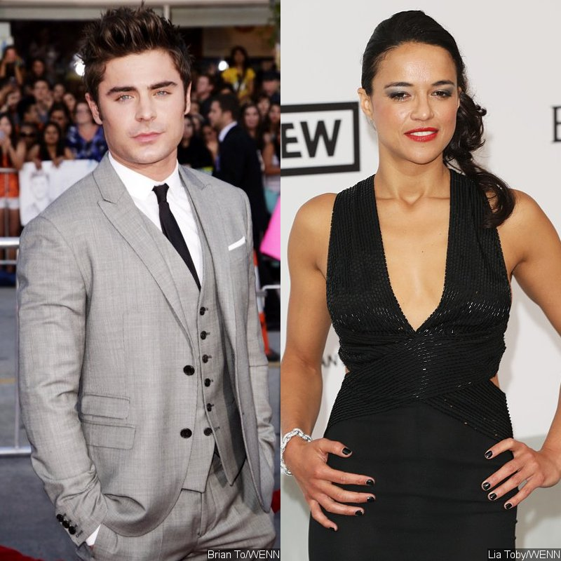 Report: Zac Efron and Michelle Rodriguez Break Up