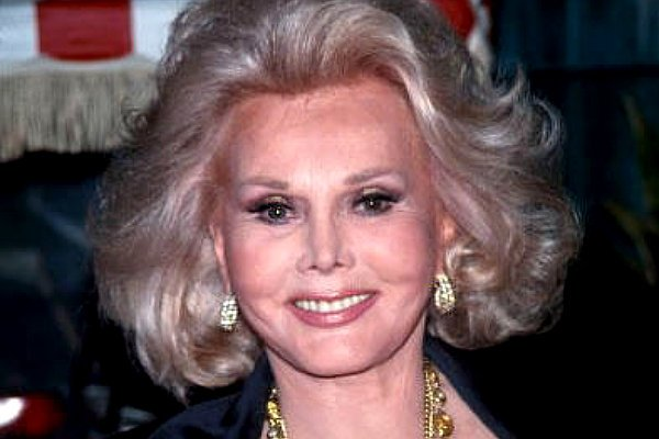 zsa zsa gabor larry king