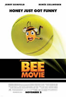 Bee Movie Takes Honey from American Gangster