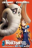 "Jim Carrey and Steve Carell Taking Voice Job in ""Horton"""