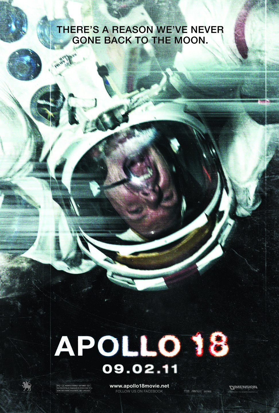 NASA on 'Apollo 18' Authenticity: The Film Is Only a Work of Fiction