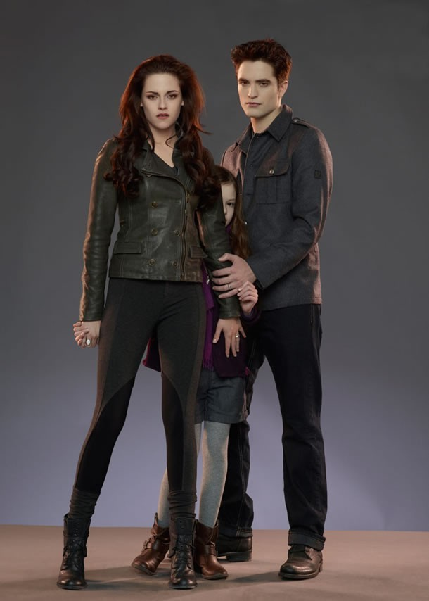 'Breaking Dawn II' Full Trailer Unleashes Battle and New Characters