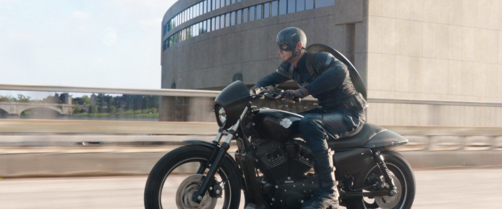 'Captain America: The Winter Soldier' Breaks Box Office Record at No. 1 With $96.2 Million