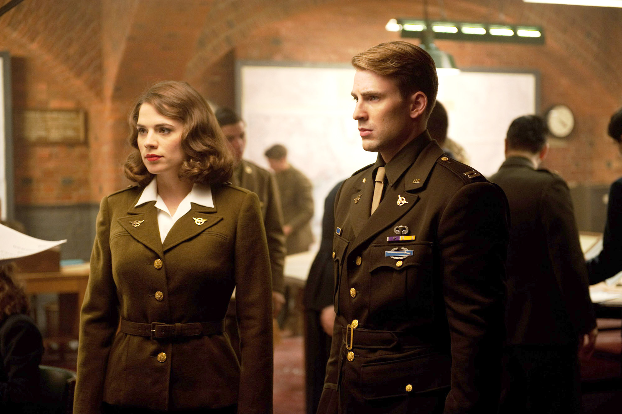 First Footage From 'Captain America: The First Avenger' Unveiled