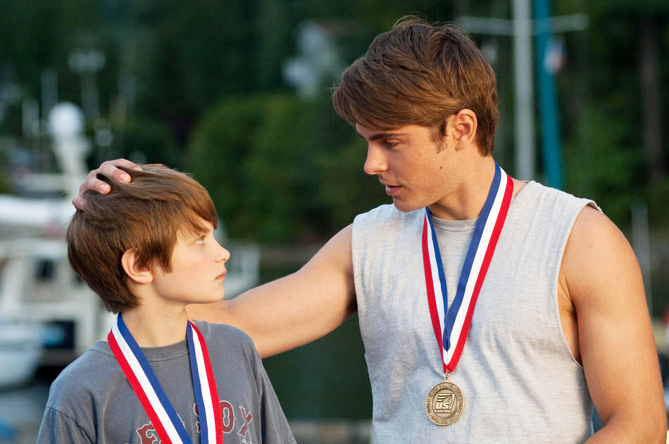 Zac Efron Professing His Fellings for Brother Dylan in 'Charlie St. Cloud'