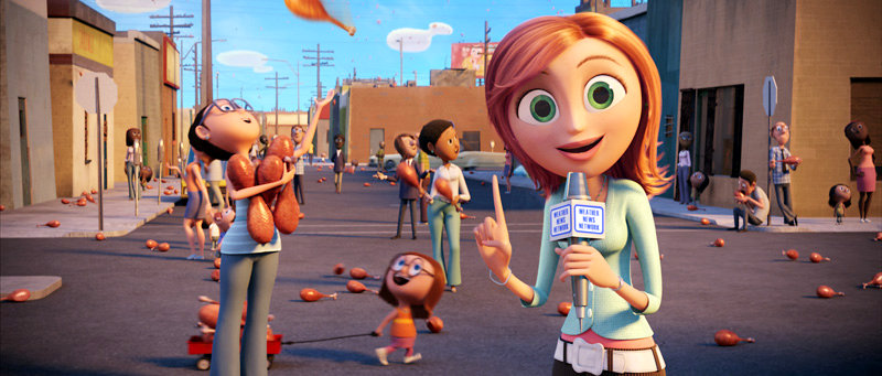 'Cloudy with a Chance of Meatballs' Sequel Announces Voice Cast