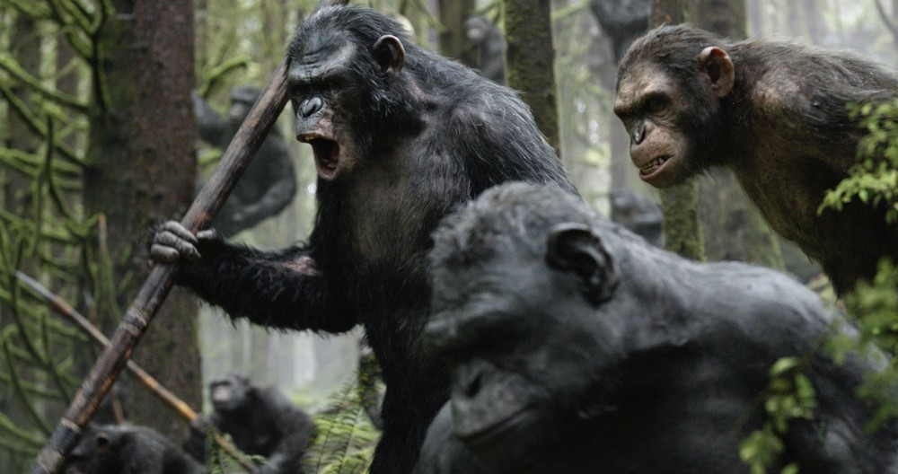 'Dawn of the Planet of the Apes' Opened to $4.1 Million on Thursday Night