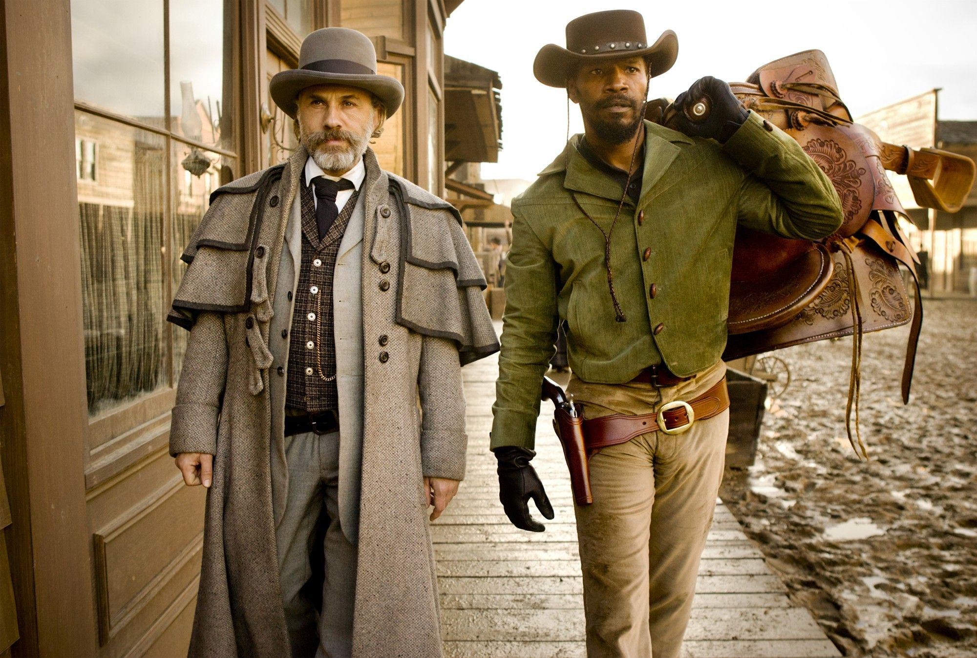 Report: First 'Django Unchained' Trailer to Be Attached to 'Prometheus'