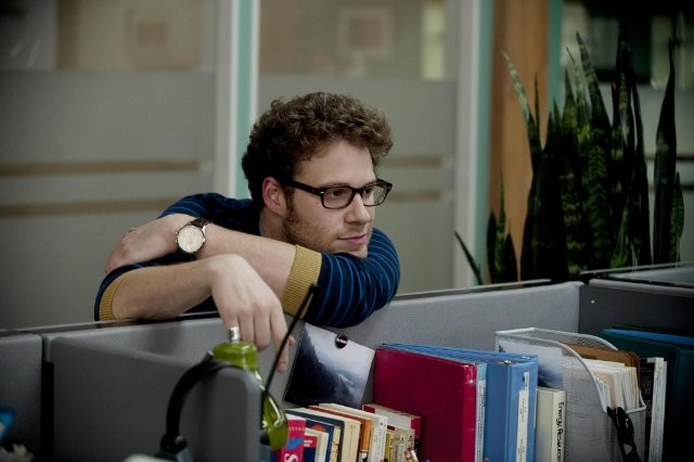 Seth Rogen on '50/50' Oscar Snub: I Know Some People Appalled by the Movie