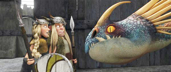 More New Pictures From DreamWorks' 'How to Train Your Dragon'