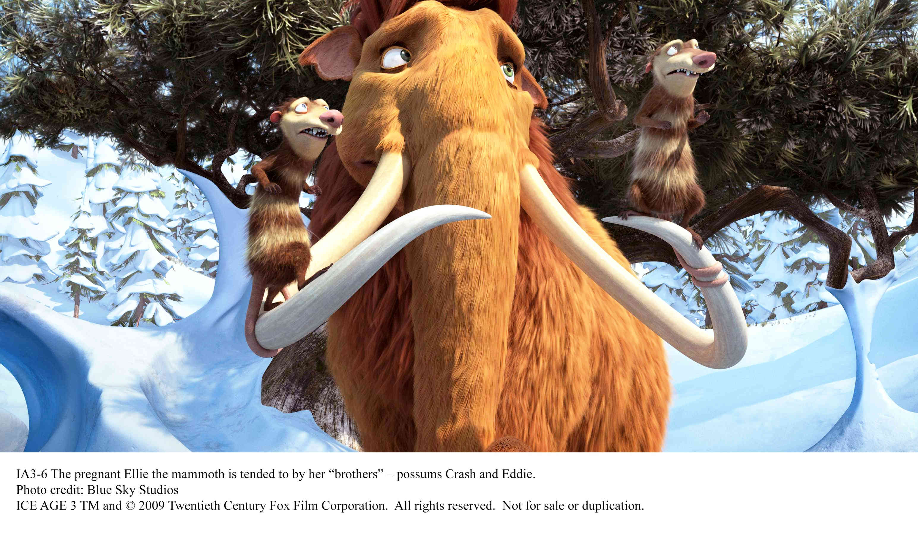 'Ice Age 4' Announced for 2012 Release