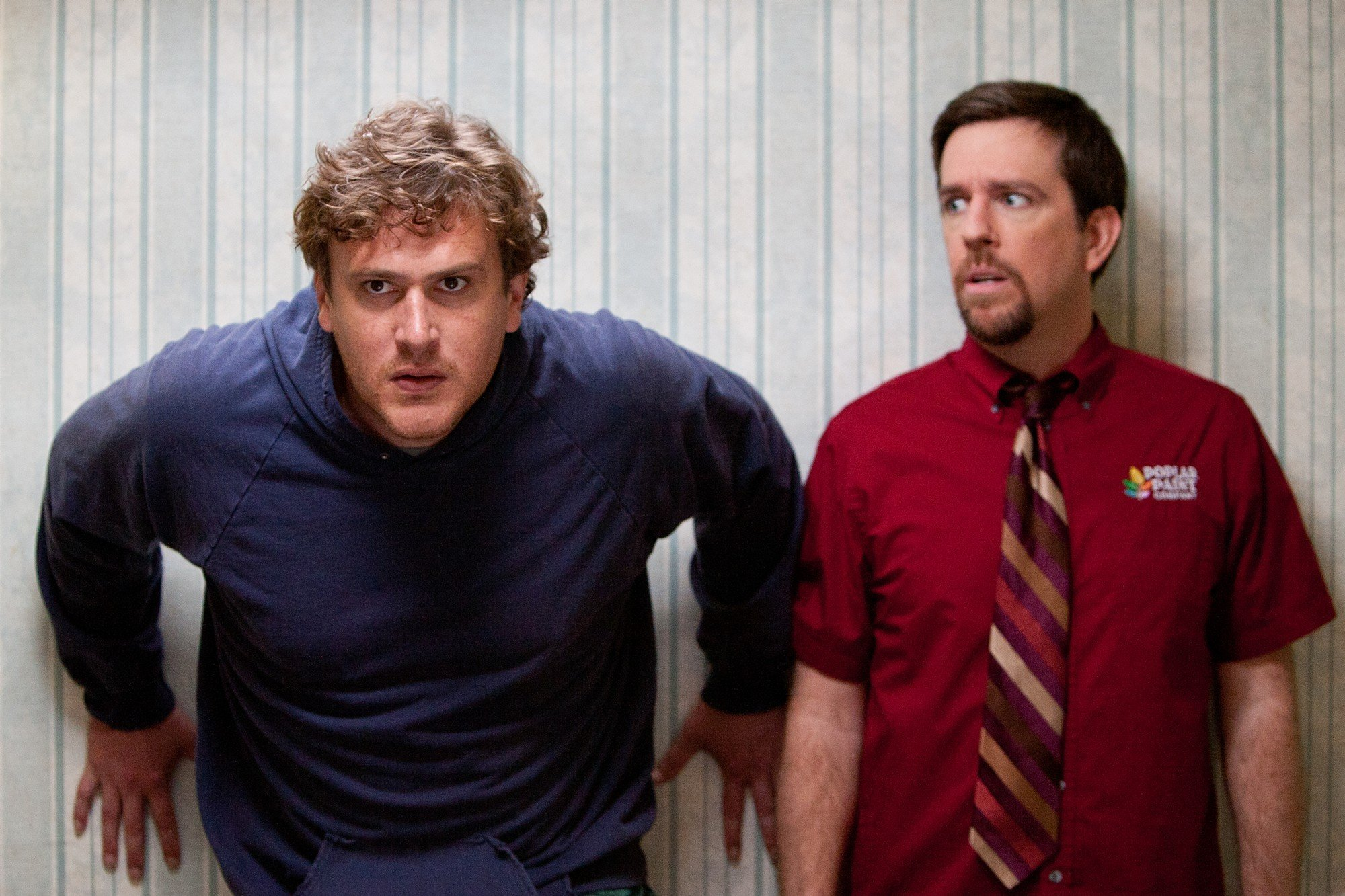 Jason Segel and Ed Helms Solve Family Problems in First 'Jeff Who Lives at Home' Trailer