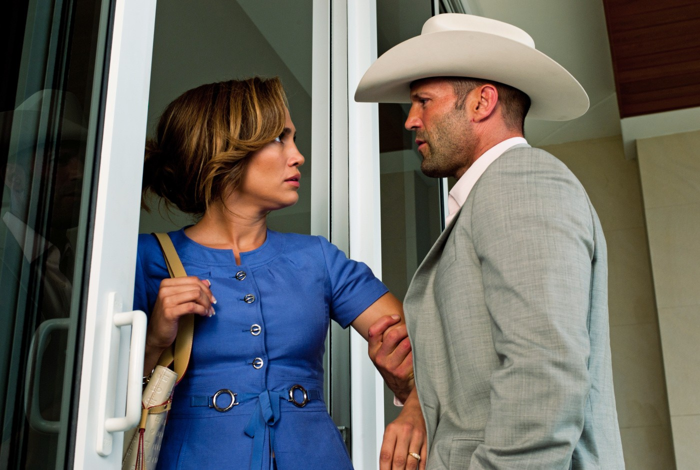 First 'Parker' Clip: Jennifer Lopez Making Deal With Jason Statham