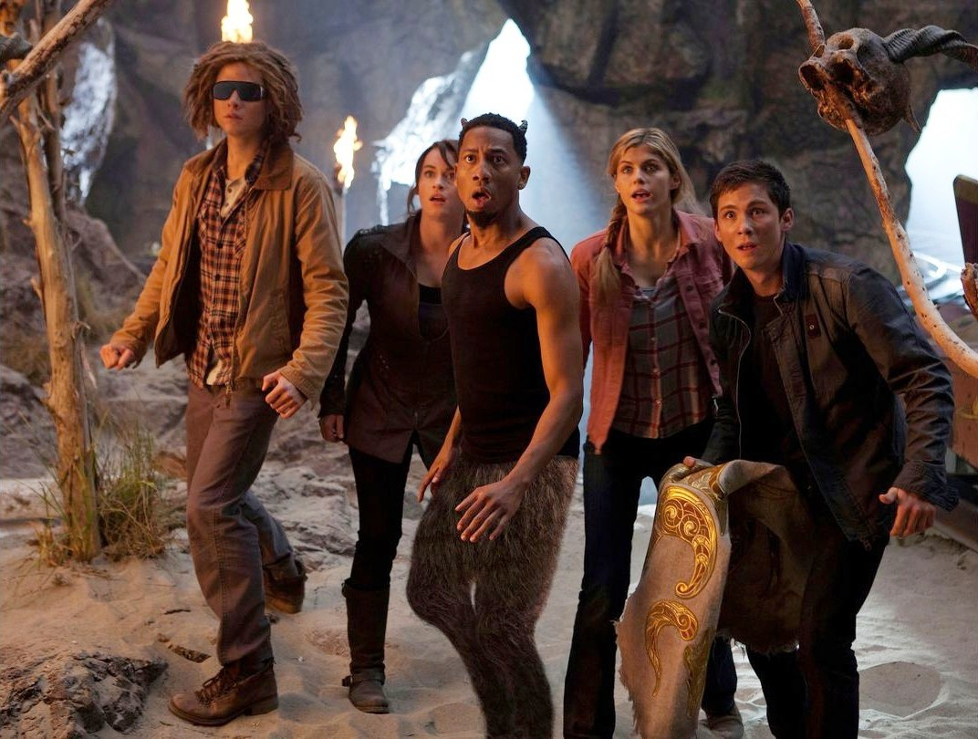 'Percy Jackson: Sea of Monsters' Reveals First Images