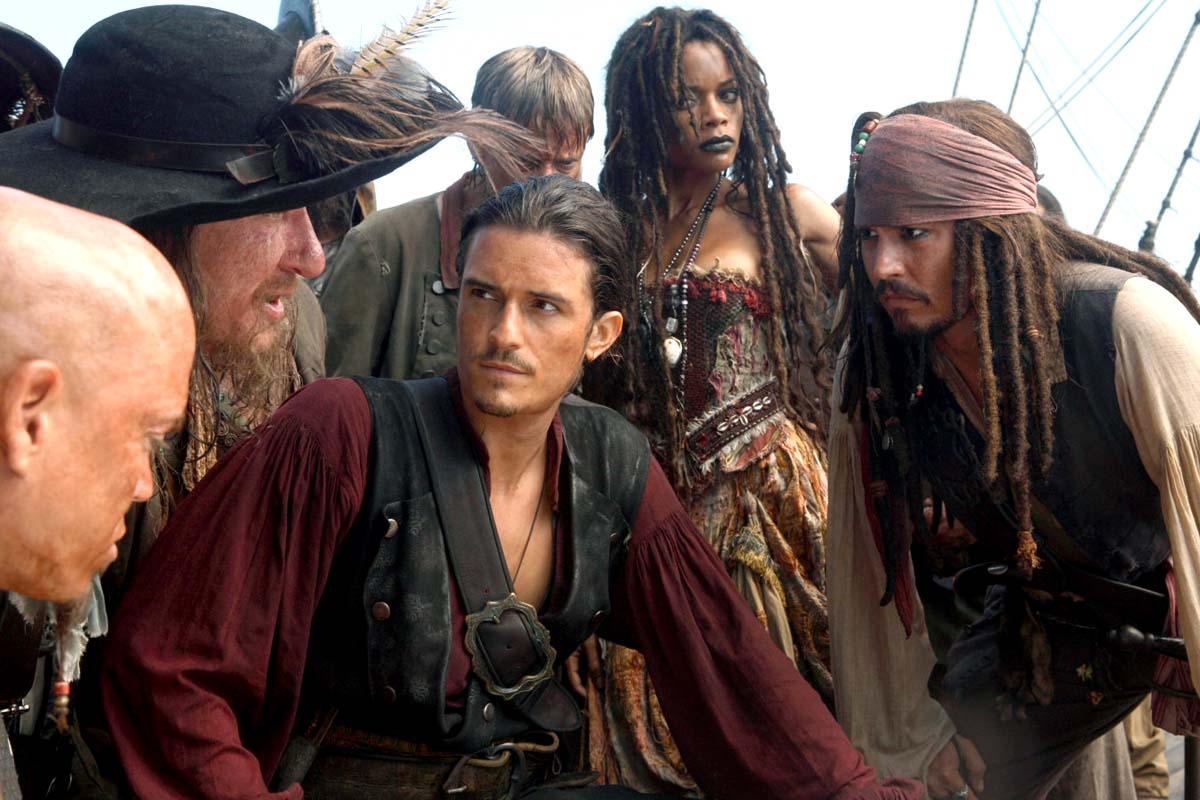 Orlando Bloom Wants to Come Back to 'Pirates of the Caribbean' Franchise