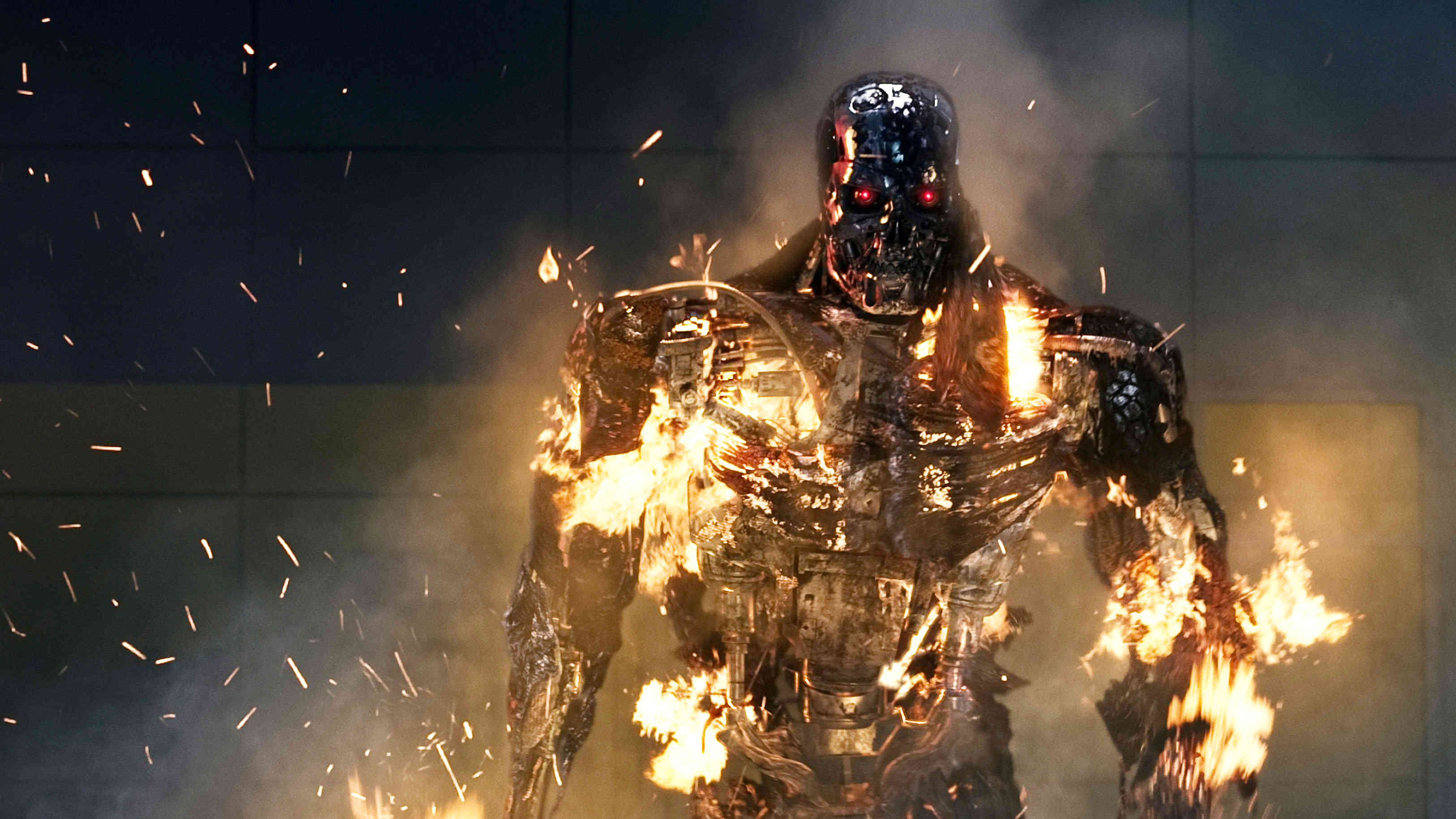 New 'Terminator' TV Series in the Works With  'X-Men' Writers