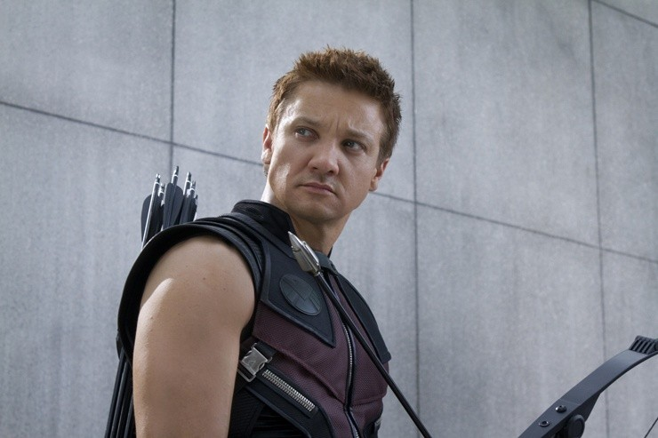 Jeremy Renner Hints at Hawkeye's Appearance in 'Captain America 3'
