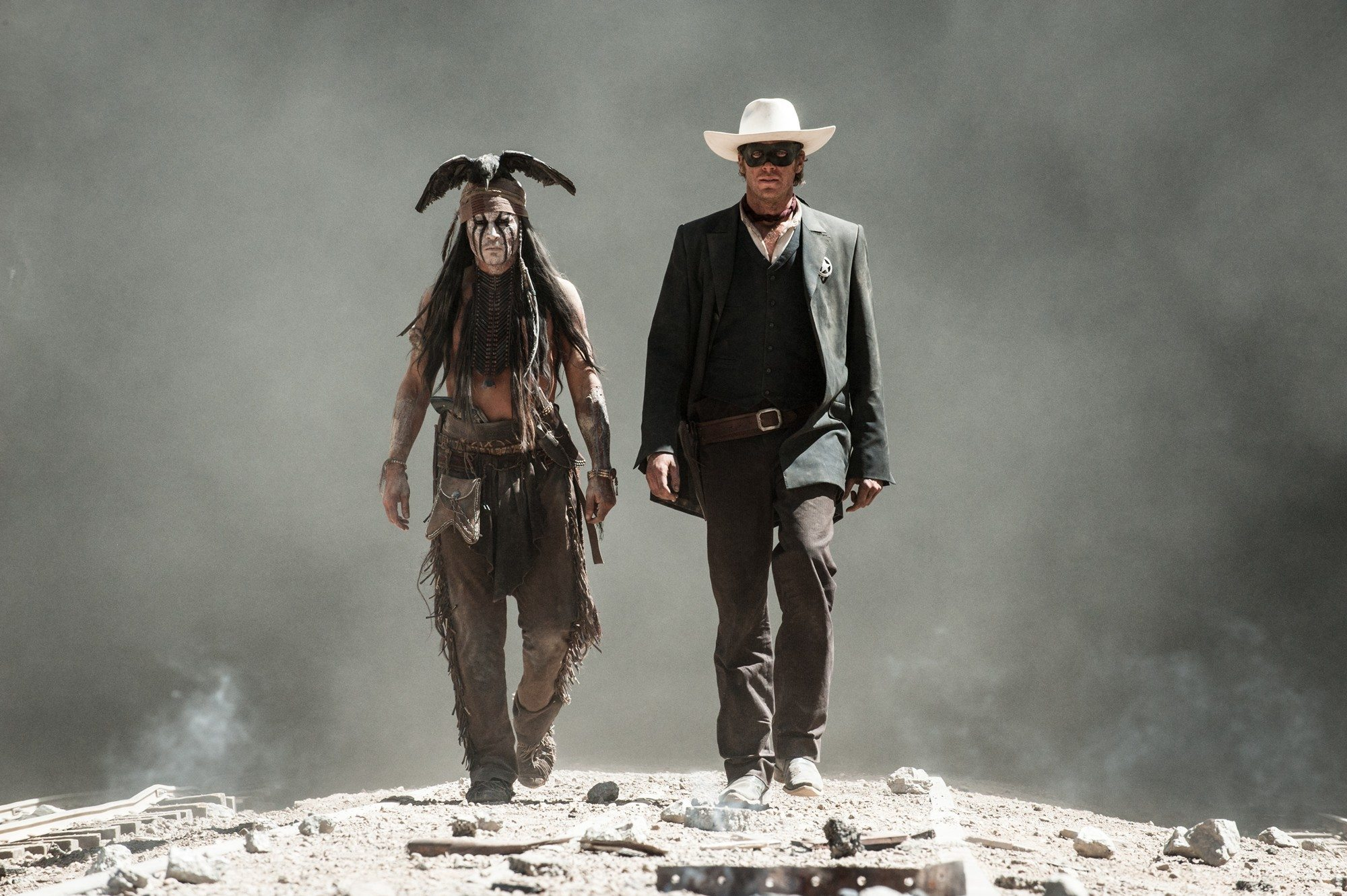 'The Lone Ranger' Debuts Visually Stunning First Trailer