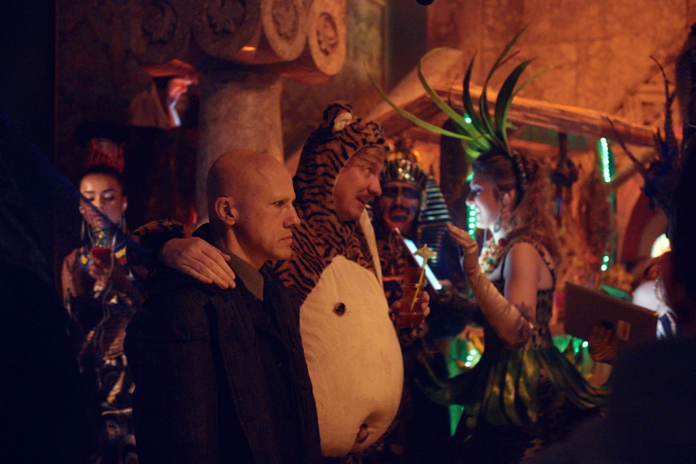 Fantasy and Reality Are Blurred in 'The Zero Theorem' New Trailer