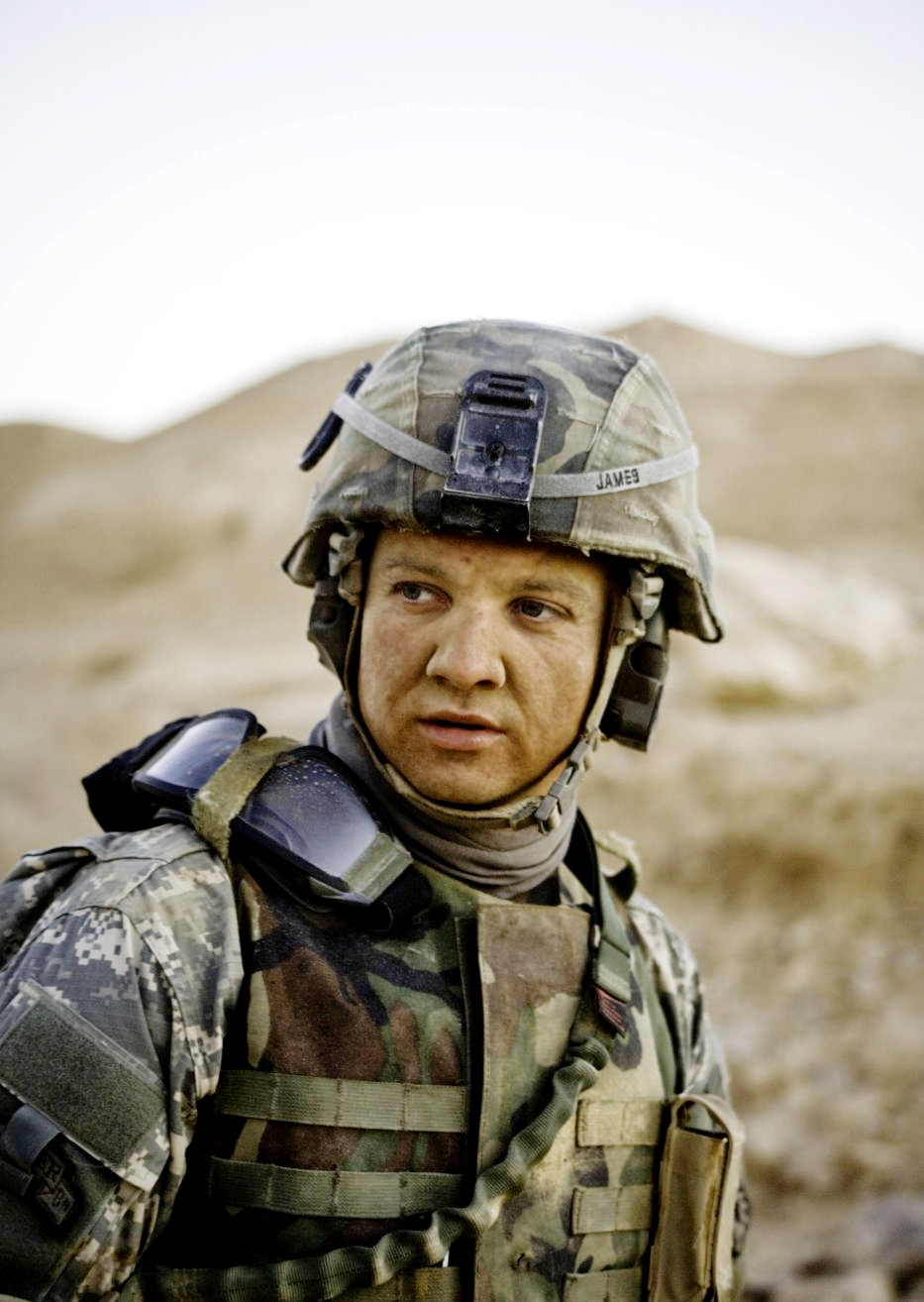 Lawsuit Against 'The Hurt Locker' Moved to California