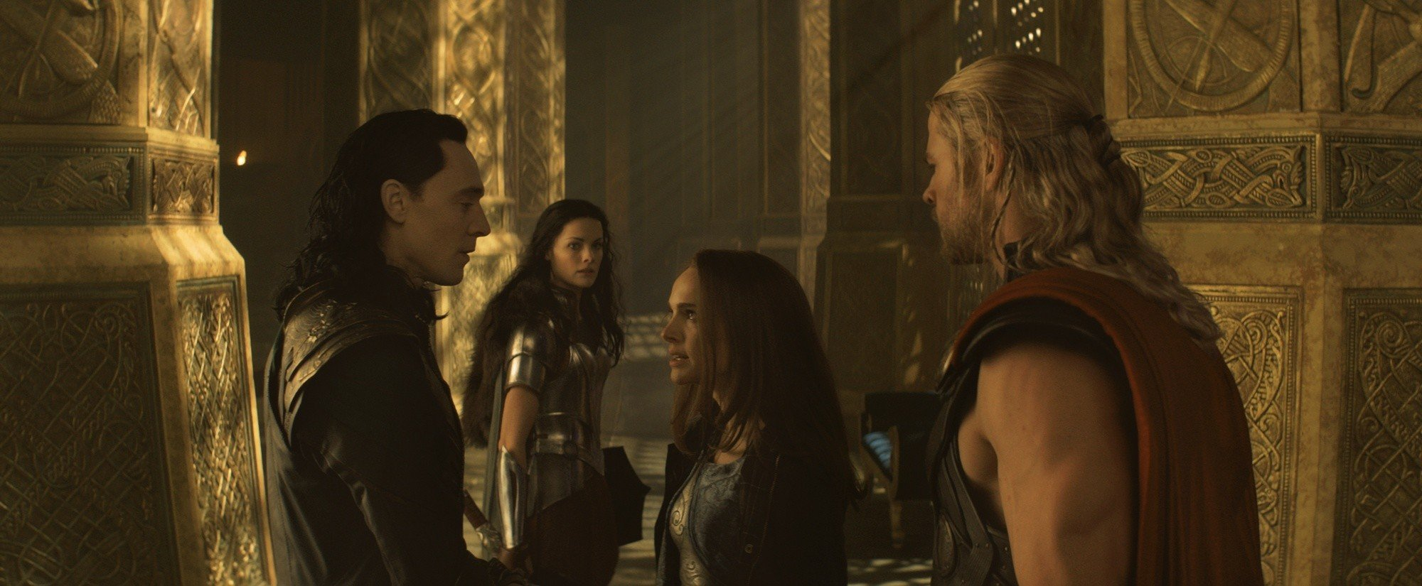 'Thor: The Dark World' Dubbed 'Perfectly Adequate Marvel Movie' in Honest Trailer