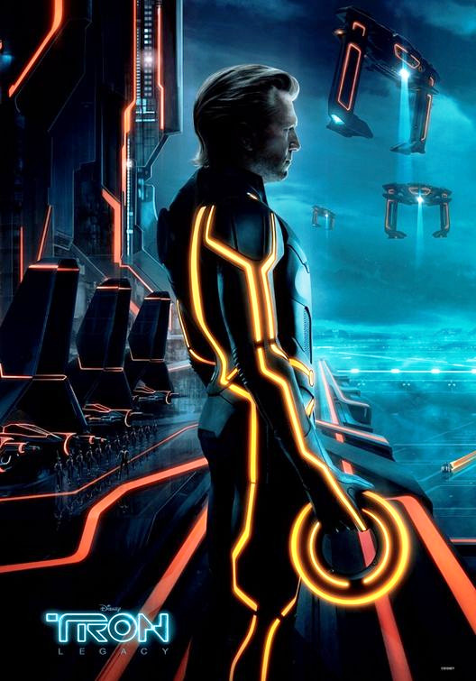 New 'Tron Legacy' Clip, Poster and TV Spot Released
