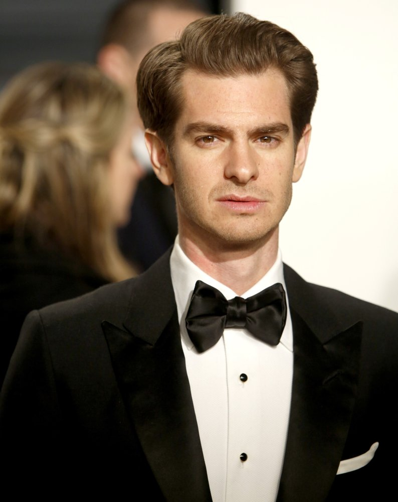 Andrew Garfield is facing criticism for claiming to be a gay man just without the physical stuff' Andrew Garfield is facing criticism for claiming to be a gay man just without the physical stuff' new picture