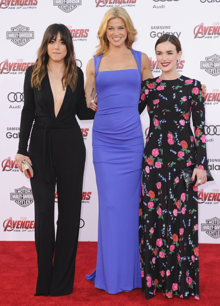 Los Angeles Premiere of Marvel's Avengers: Age of Ultron - Arrivals