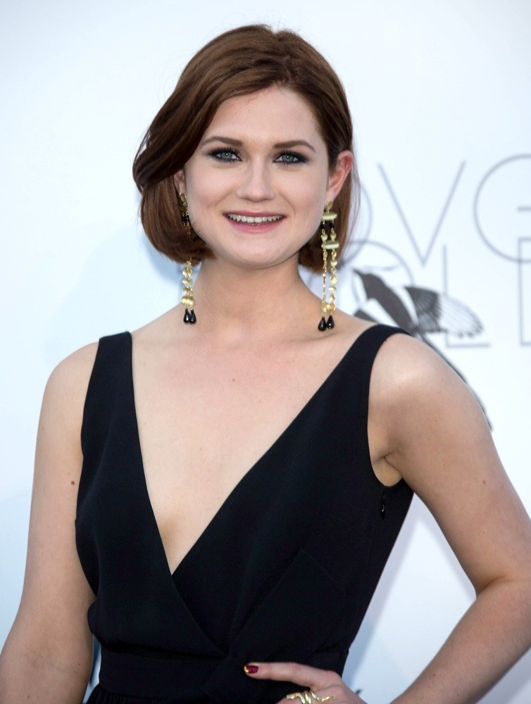 bonnie wright wikipedia