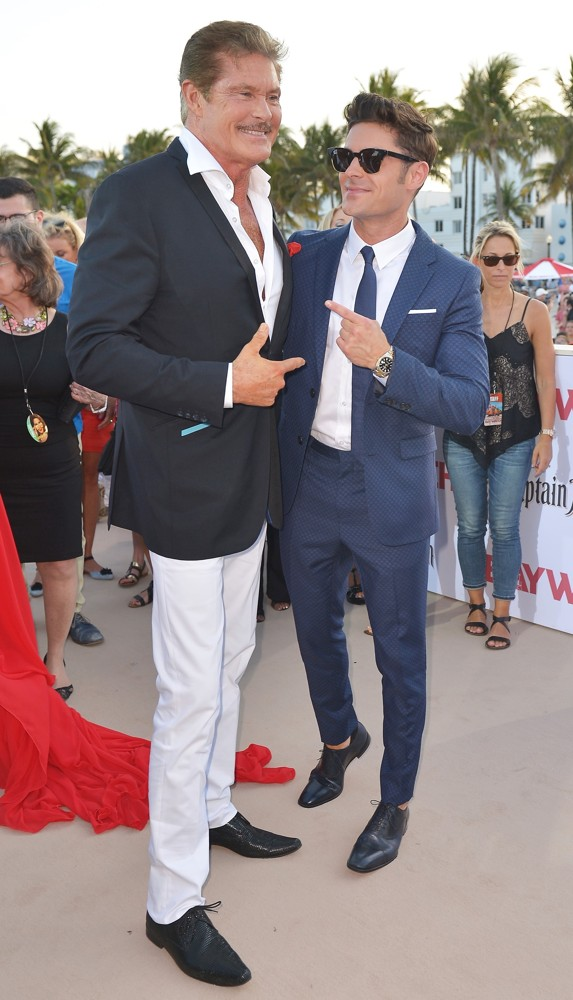 Paramount Pictures' World Premiere of Baywatch