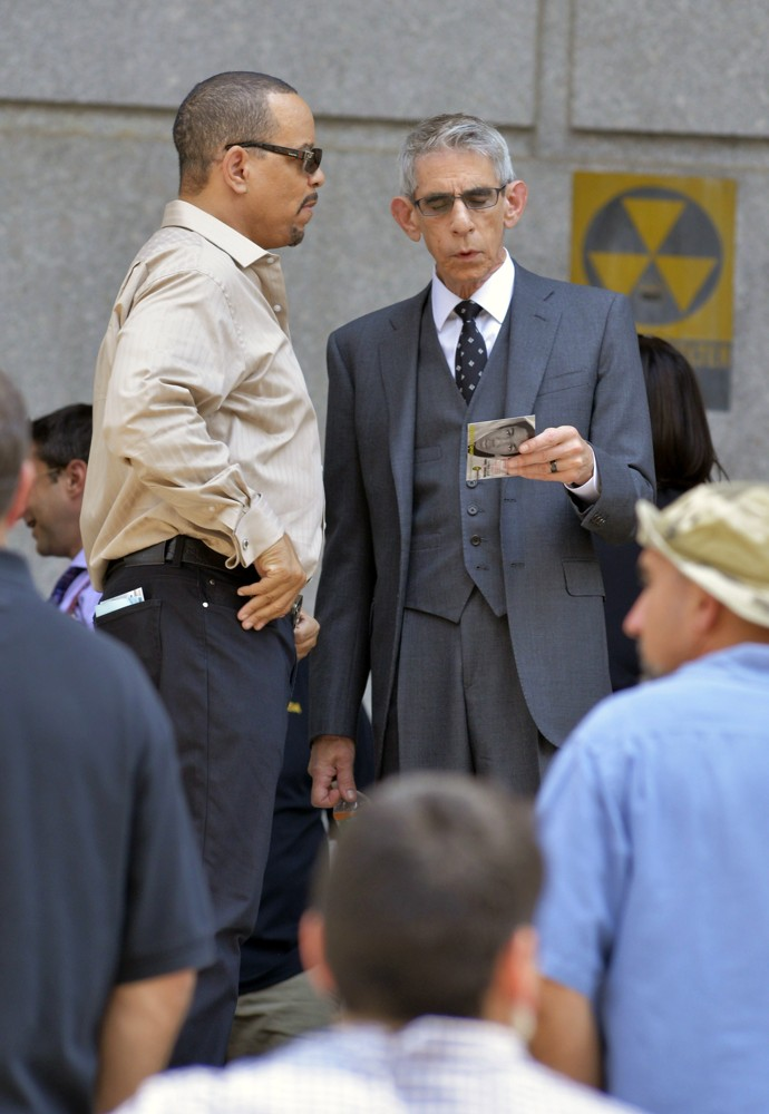 Ice-T, Richard Belzer