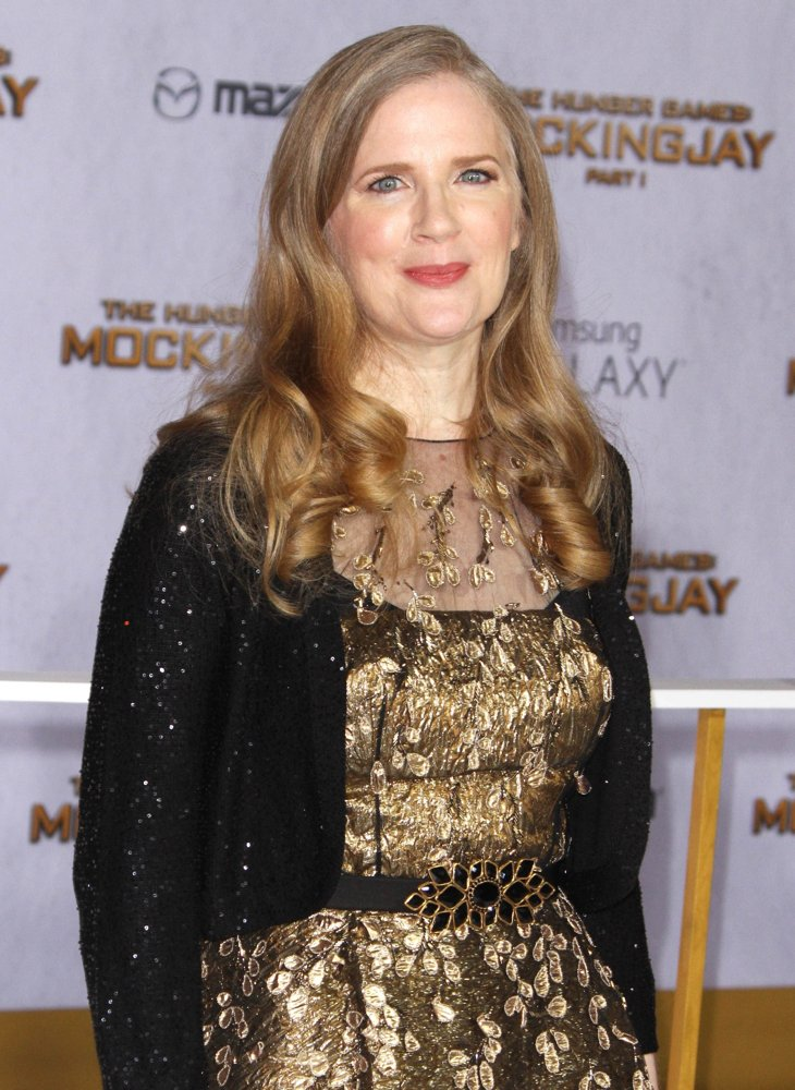 suzanne collins wikipedia