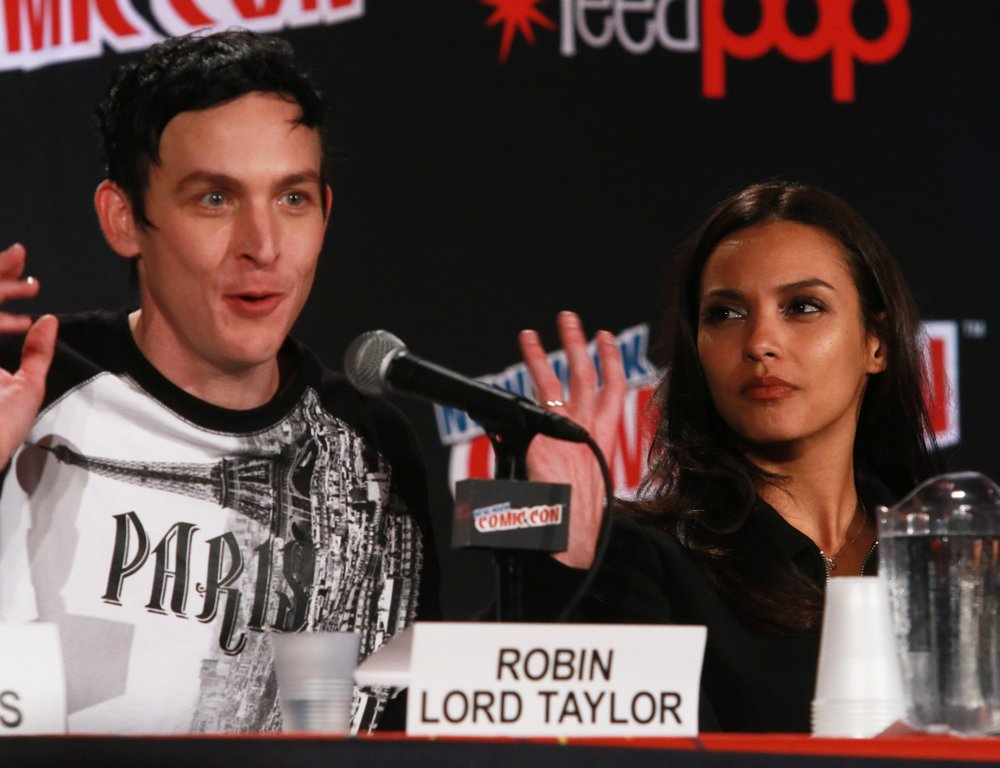 New York Comic Con - Day 4 - Press Conference