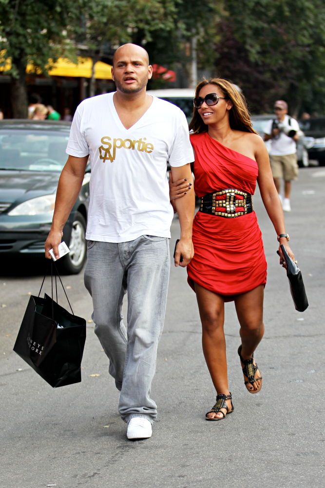 Stephen Belafonte, Melanie Brown