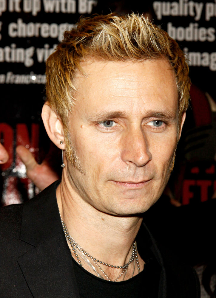 Mike Dirnt, Green Day